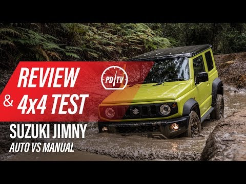 2019 Suzuki Jimny: Detailed review & hardcore off-road test (POV)