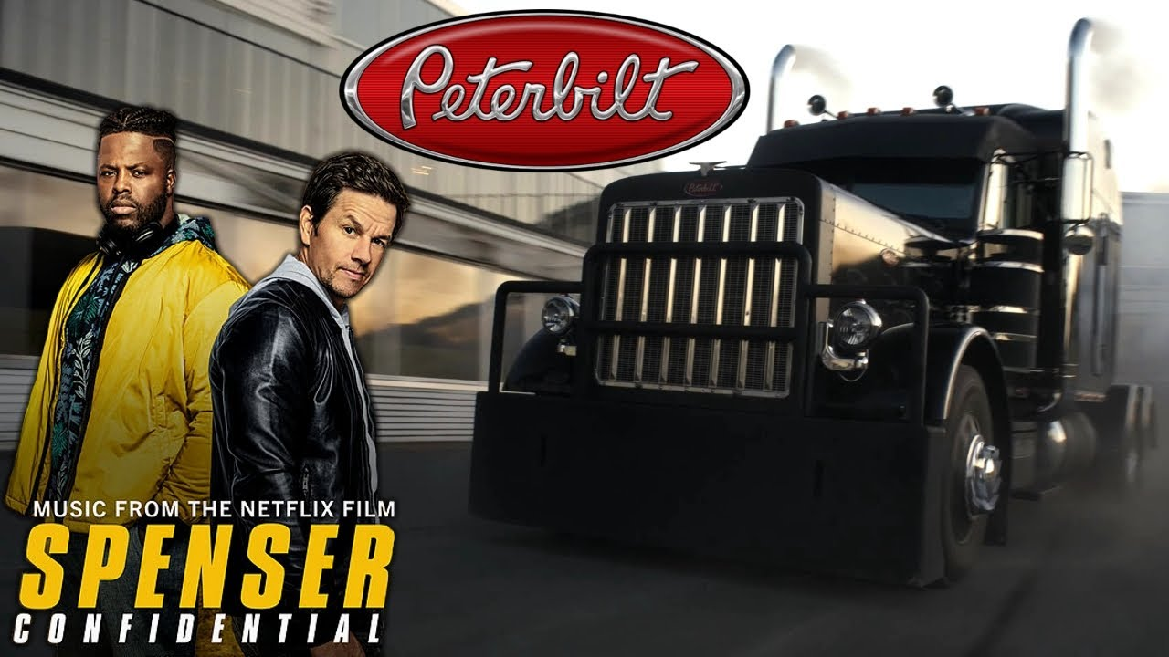 Peterbilt 379 Spenser Confidential Youtube