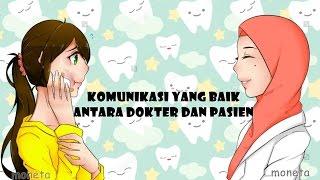 Komunikasi Yang Baik Antara Dokter dan Pasien