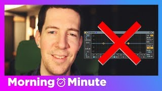 Try this Instead of EQ - The MORNING MINUTE