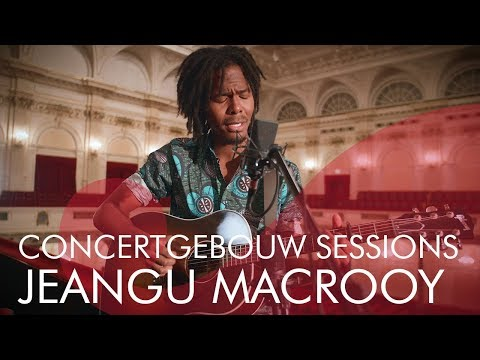 Jeangu Macrooy - In the Name Of - Concertgebouw Sessions