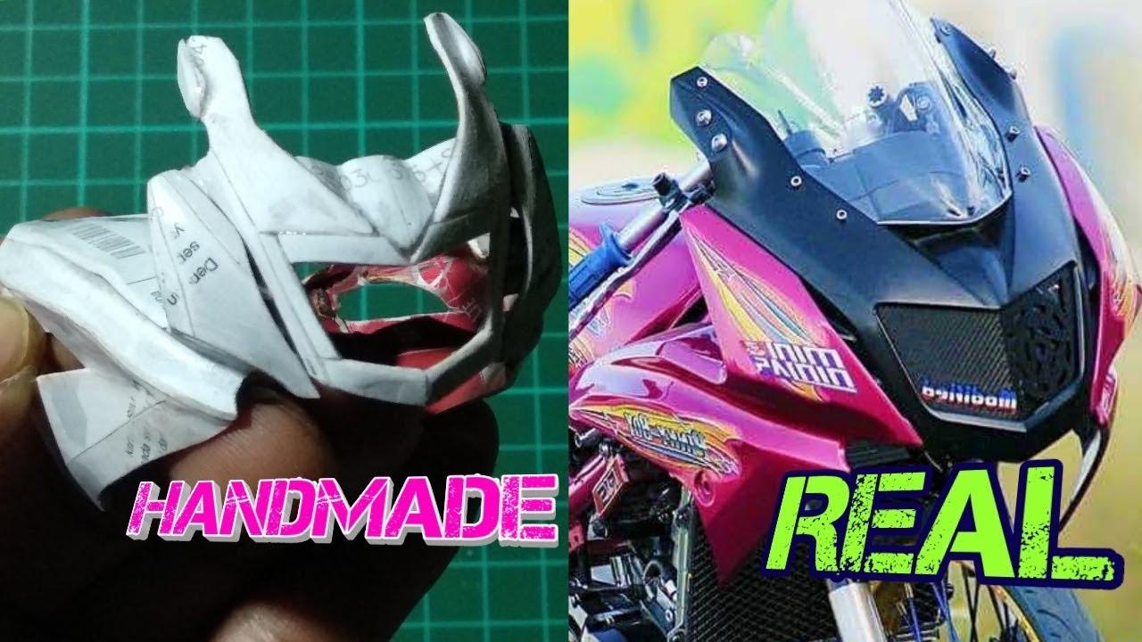 70 Sketsa Gambar Motor Ninja Rr