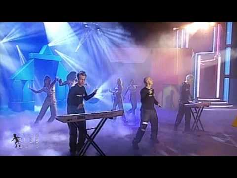 Eiffel 65 - Blue / Move Your Body live on German TV [HD]