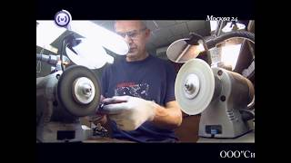 Почему ножницы не режут? Интервью производителя маникюрных инструментов ручной заточки.