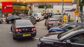 Deutschland droht durch Mangel an Lkw-Fahrer der Kollaps: Szenario wie in Großbritannien?