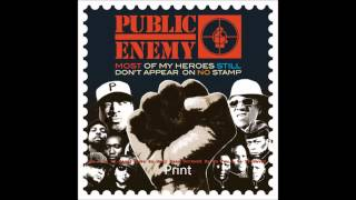 Most of My Heroes Still Don't Appear On No Stamp (Harder Thank You Think)