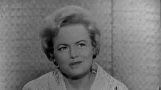 What's My Line? - Olivia de Havilland; Joseph L. Mankiewicz [panel] (Aug 9, 1964) thumbnail