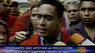 Globovisión trata de chantajear a Robert Serra