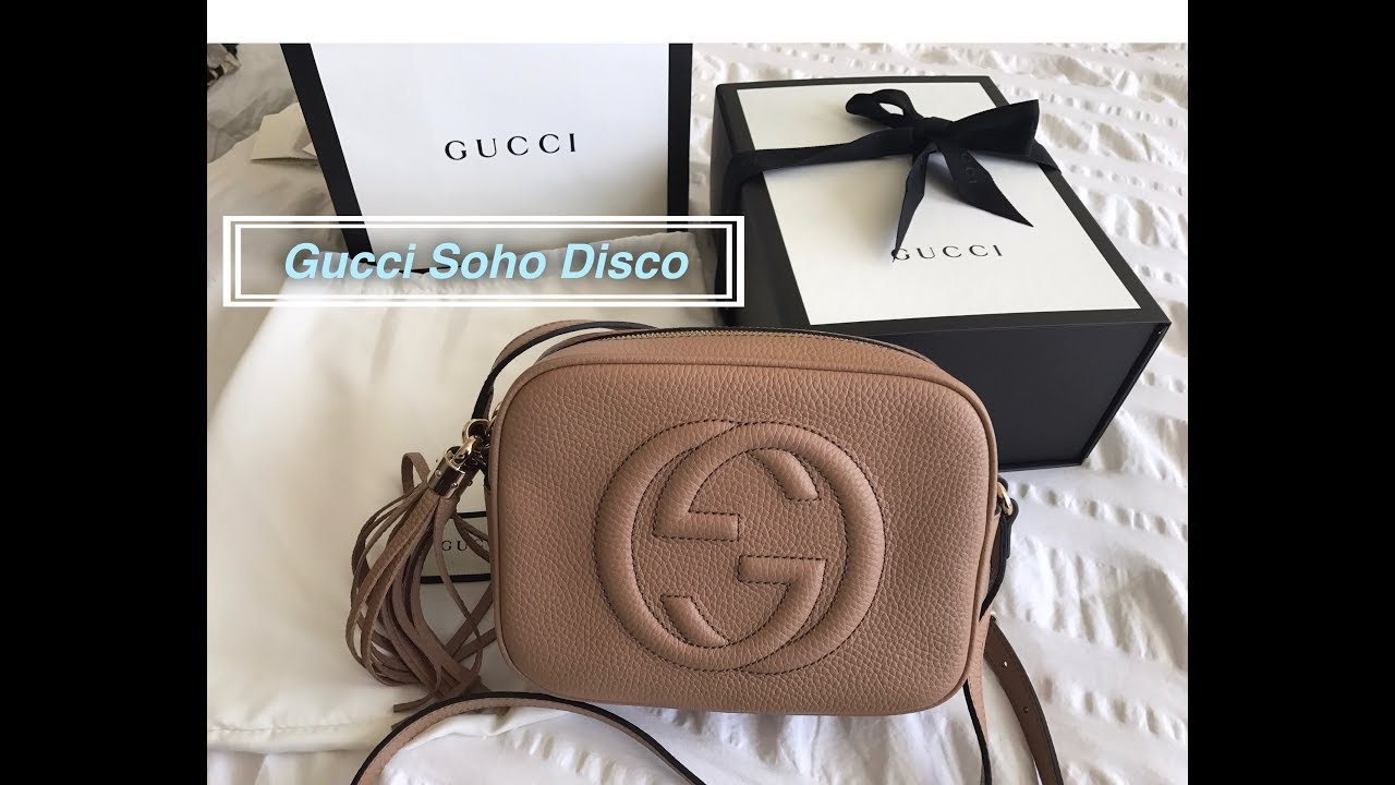 4f518c931 Unboxing Gucci Soho Disco | Tirando da caixa - YouTube
