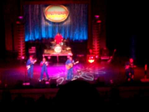 Imagination Movers Performing 'I Want My Mommy'