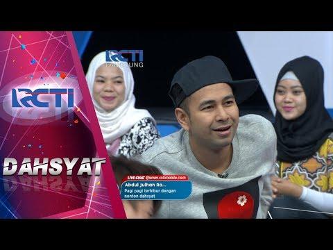 DAHSYAT - Raffi Ahmad Ketahuan Semua Mantanya [24 NOVEMBER 2017]