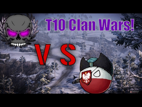 WOT CW: OMNI VS STRNK - Camp breaking with light setup! Arctic Region