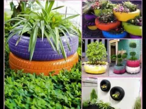 Kids Garden Decor Ideas 2017 Youtube