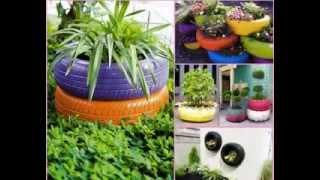 Kids garden decor ideas 2017