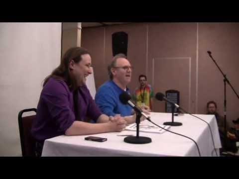 Peter Davison (5th Doctor) GoH Interview from MystiCon 2013