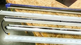 Different Types of LED Light Bars