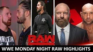 Trending Worldwide Now WWE Monday Night Raw 11th March 2019 Hindi H...