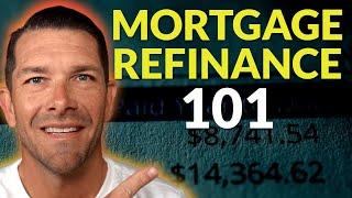 Mortgage Refinance Explained - Refinance 101