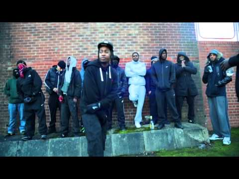 P110 - CMG Glockamoley ft CO D - Welcome To Shottingham [Net Video]