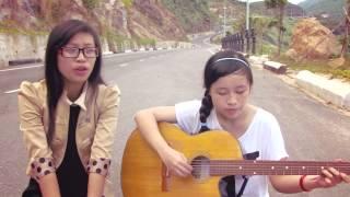 Sắc môi em hồng - guitar cover by Thảo Lak vs Xumi