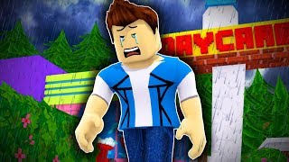 Roblox Daycare - LEAVING THE DAYCARE !? (Roblox Roleplay)