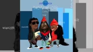 Watch Wale Show Me Love remix ft Troy Ave  Magazeen video