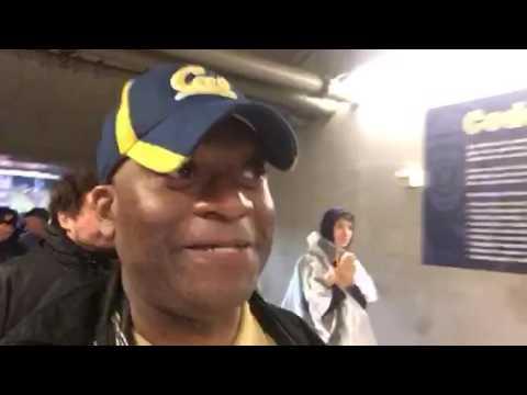 Stanford 45 Cal 30 Cardinal Wins 2016 Big Game