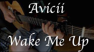 Avicii - Wake Me Up - Fingerstyle Guitar