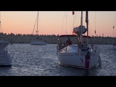 Israel's Ivy Leaguers take to the seas in annual yacht race