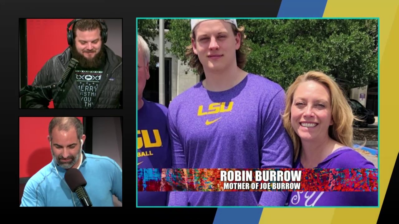 Joe Burrow is asking fans to lay off his hair during the NFL Draft