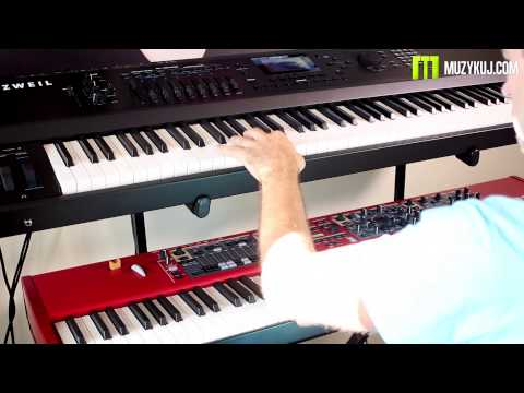 Compare Nord Stage 2 VS Kurzweil Forte Piano