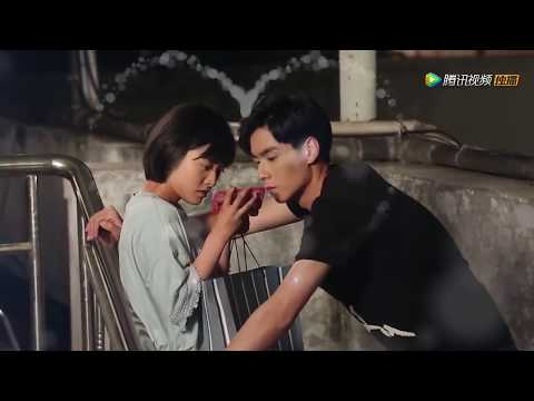 A Love So Beautiful Chinese Drama BTS  [Eng Sub] Another Kiss Scene 致我们单纯的小美好