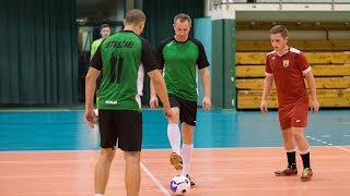 Nocna Liga Futsalu: Strażaki - GLKS Lelis