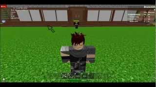 The HARDEST OBBEH EVA!-T.S.B Trainning Grounds-Roblox
