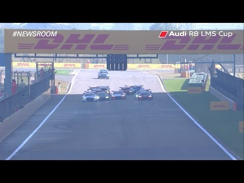Round 11 Highlights at the Shanghai International Circuit  Audi R8 LMS Cup 2016