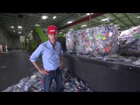CarbonLite: Inside the World's Largest Plastic Bottle Recycling Plant