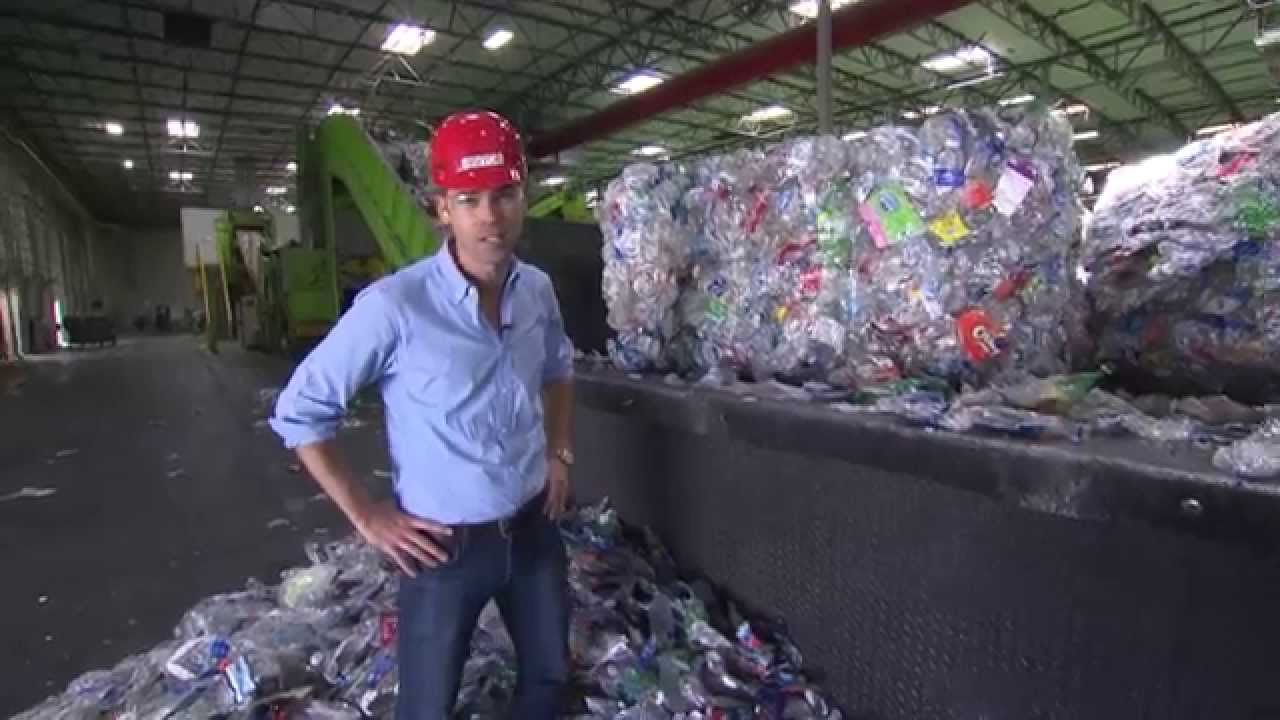CarbonLite: Inside the World's Largest Plastic Bottle Recycling Plant