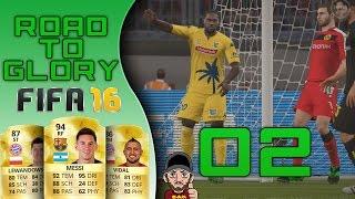 Neuer Mann für's Mittelfeld! Road to Glory - Fifa 16 UT - Folge 02