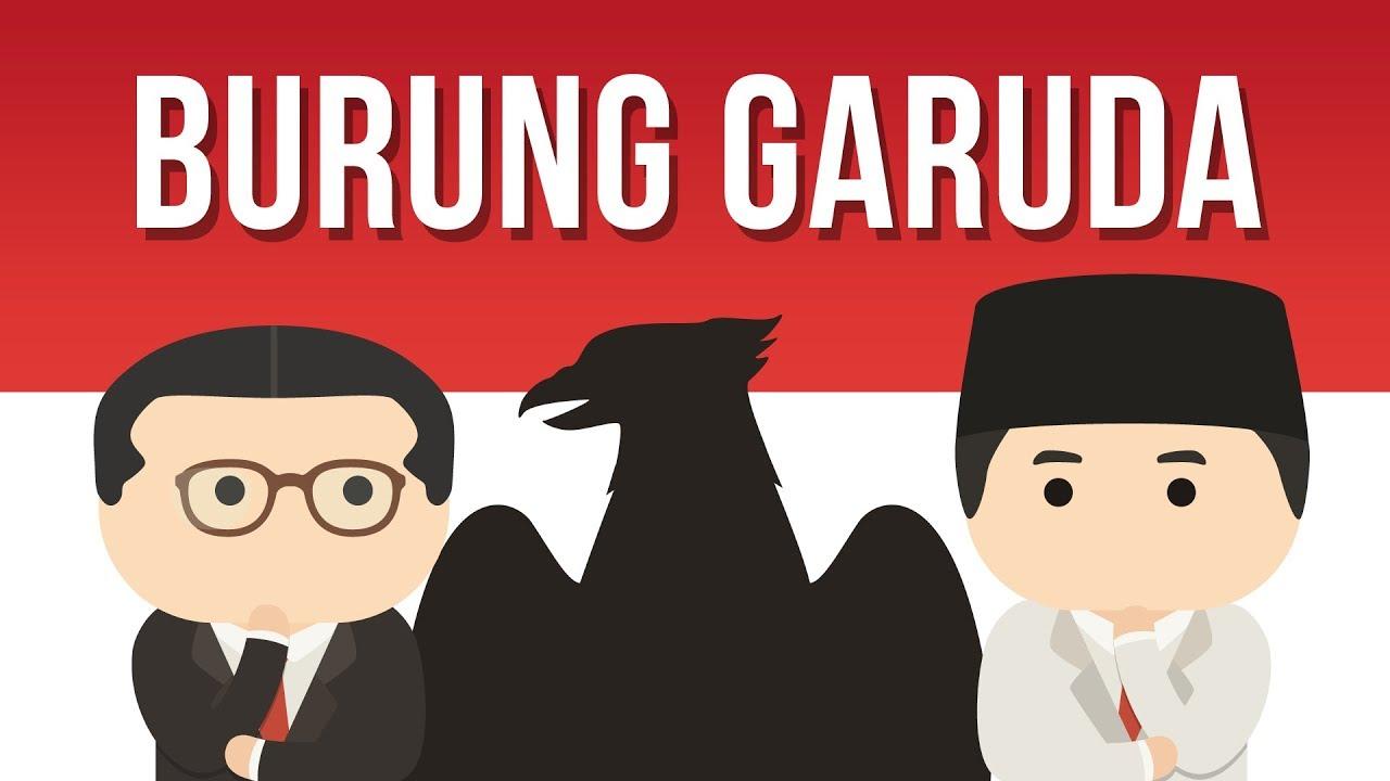 Siapakah Garuda Yang Ada di Lambang Negara Indonesia?