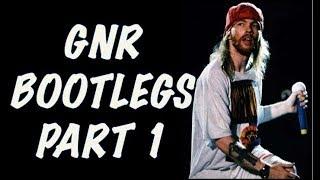 Guns N' Roses: Buried Treasure & Rarities Episode 6: GNR  Bootlegs Part 1