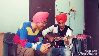 Ishq Hazir Hai Title Song Diljit Dosanjh Wamiqa Gabbi By Ekampreet Singh