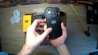 Обзор защищенного смартфона CAT S60 для www.ip68mobile.ru