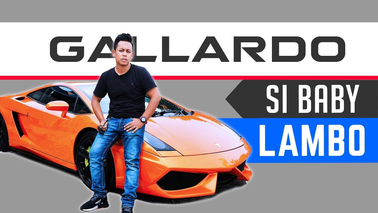 Lamborghini GALLARDO: Lembu Impian