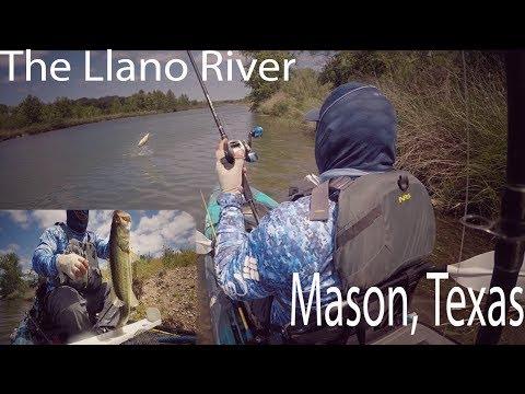 Llano River Fishing