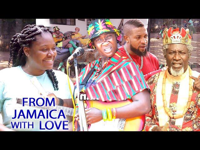 FROM JAMAICA WITH LOVE SEASON 1&2 - (New Mercy Johnson) 2021 Latest Nigerian Nollywood Movie