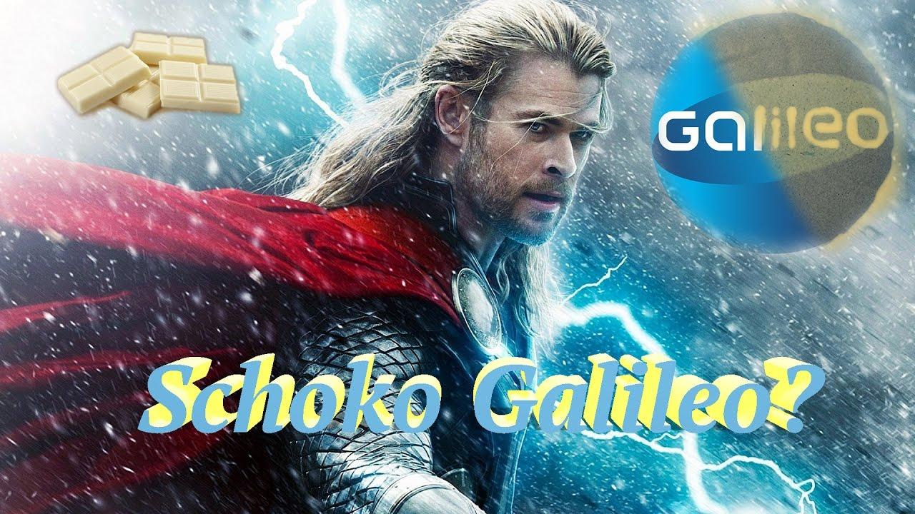 Schoko Galileo?