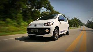 VW speed up! anda muito, bebe pouco, mas tem preço de carro maior - teste Carsale