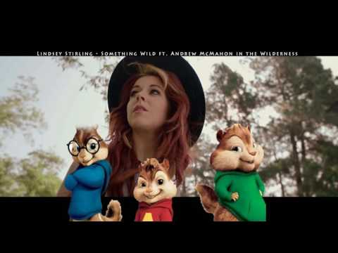 Lindsey Stirling - Something Wild ft. Andrew McMahon in the Wilderness CHIPMUNK version