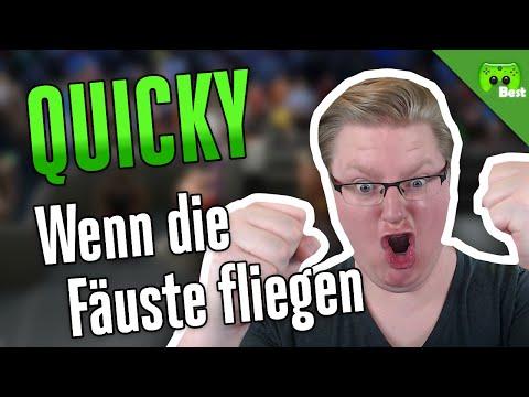 WENN DIE FÄUSTE FLIEGEN 🎮 Quicky #130 | Best of PietSmiet