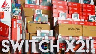 Nintendo DOUBLING Switch Production - 16 MILLION CONSOLES